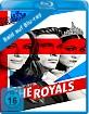 The Royals: Anarchie in der Monarchie - Staffel 1-3 Blu-ray