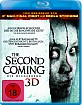 The Second Coming - Die Wiederkehr 3D (Blu-ray 3D) Blu-ray