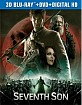Seventh Son (2015) 3D (Blu-ray 3D + Blu-ray + DVD + UV Copy) (US Import ohne dt. Ton) Blu-ray