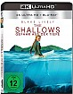 The Shallows - Gefahr aus der Tiefe 4K (4K UHD + Blu-ray + UV Copy) Blu-ray