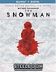 The Snowman (2017) - HMV Exclusive Steelbook (Blu-ray + UV Copy) (UK Import ohne dt. Ton) Blu-ray