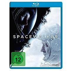 The Spacewalker Blu-ray