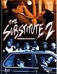 The Substitute 2 - Mörderischer Tausch 2 (Limited Mediabook Edition) (Cover C) (AT Import) Blu-ray