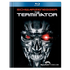 The Terminator - Collector's Book (US Import ohne dt. Ton) Blu-ray
