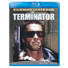 The Terminator (US Import ohne dt. Ton) Blu-ray