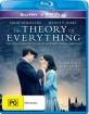 The Theory of Everything (Blu-ray + UV Copy) (AU Import ohne dt. Ton) Blu-ray