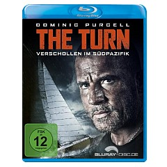The Turn - Verschollen im Südpazifik Blu-ray
