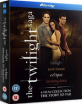 The Twilight Saga - 4-Film-Collection (UK Import ohne dt. Ton) Blu-ray