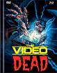 The Video Dead (Limited Mediabook Edition) (Cover A) Blu-ray