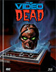 The Video Dead (Limited Mediabook Edition) (Cover B) Blu-ray