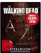 The Walking Dead - Die komplette fünfte Staffel (Limited Edition Weapon Steelbook) Blu-ray