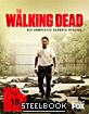 The Walking Dead - Die komplette sechste Staffel (Limited Steelbook Edition inkl. Lenticular Magnet) Blu-ray