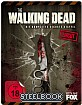 The Walking Dead - Die komplette sechste Staffel (Limited Weapon Steelbook Edition) Blu-ray