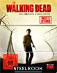 The Walking Dead - Die komplette vierte Staffel (Limited Edition Jumbo Steelbook) (Rick) Blu-ray