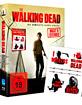 The Walking Dead - Die komplette vierte Staffel (inkl. Tattoo-Set) Blu-ray