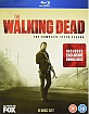 The Walking Dead: The Complete Fifth Season - Amazon.co.uk Exclusive Limited Edition (UK Import ohne dt. Ton) Blu-ray