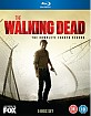 The Walking Dead: The Complete Fourth Season (UK Import ohne dt. Ton) Blu-ray