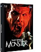The White Monster (Limited Mediabook Edition) (Cover A) Blu-ray