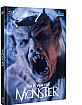 The White Monster (Limited Mediabook Edition) (Cover B) Blu-ray