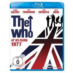 The Who At Kilburn: 1977 Blu-ray