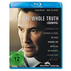 The Whole Truth - Lügenspiel Blu-ray