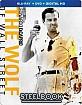 The Wolf of Wall Street - Steelbook (Blu-ray + DVD + UV Copy) (Region A - US Import ohne dt. Ton) Blu-ray