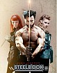 The Wolverine 3D - Exclusive Black Barons Edition Steelbook #2 (Blu-ray 3D + Blu-ray) (CZ Import ohne dt. Ton) Blu-ray