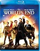 The World's End (ZA Import ohne dt. Ton) Blu-ray