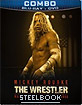 The Wrestler - Steelbook (Blu-ray + DVD Edition) (Region A - CA Import ohne dt. Ton) Blu-ray