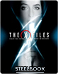 The X-Files - Fight the Future + X-Files - I want to Believe (Double Feature) - Limited Steelbook Edition (UK Import) Blu-ray