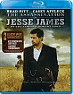 Mordet på Jesse James av ynkryggen Robert Ford (SE Import) Blu-ray