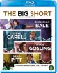 The Big Short (2015) (FI Import) Blu-ray