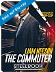 The Commuter (2018) - Steelbook (CH Import) Blu-ray