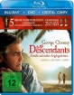 The Descendants - Familie und andere Angelegenheiten (Blu-ray + DVD + Digital Copy) (CH Import) Blu-ray