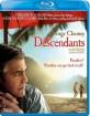 The Descendants (Blu-ray + DVD + Digital Copy) (SE Import) Blu-ray