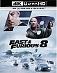 Fast & Furious 8 4K (4K UHD + Blu-ray) (IT Import ohne dt. Ton) Blu-ray