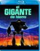 El Gigante De Hierro (ES Import) Blu-ray