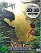 The Jungle Book (2016) 3D - Limited Full Slip Edition Steelbook (Blu-ray 3D + Blu-ray) (KR Import ohne dt. Ton) Blu-ray