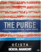 Očista + Očista: Anarchie - Steelbook (CZ Import ohne dt. Ton) Blu-ray