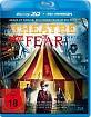 Theatre of Fear 3D (Blu-ray 3D) Blu-ray