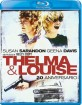 Thelma & Louise - 20th Anniversary Edition (ES Import ohne dt. Ton) Blu-ray