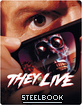 They Live - Zavvi Exclusive Limited Edition Steelbook (UK Import ohne dt. Ton) Blu-ray