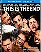 This Is The End (Blu-ray + DVD + Digital Copy + UV Copy) (Region A - US Import ohne dt. Ton) Blu-ray
