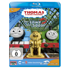 Thomas & seine Freunde 24 - Der Löwe von Sodor Blu-ray