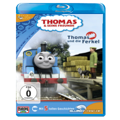Thomas & seine Freunde 25 - Thomas und die Ferkel Blu-ray