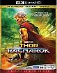 Thor: Ragnarok (2017) 4K (4K UHD + Blu-ray + UV Copy) (US Import) Blu-ray
