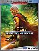 Thor: Ragnarok (2017) (Blu-ray + DVD + UV Copy) (US Import ohne dt. Ton) Blu-ray