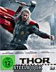 Thor: The Dark Kingdom 3D - Limited Edition Steelbook (Blu-ray 3D + Blu-ray) (CH Import) Blu-ray