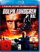 Thrill to Kill + Icarus + Retrograde: Krieg auf dem Eisplaneten - Uncut Edition (Dolph Lundgren XXL) Blu-ray