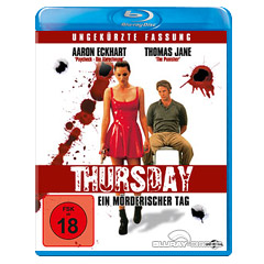 Thursday Ein Mörderischer Tag